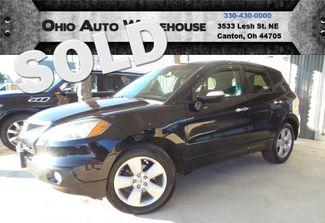 2008 Acura RDX sh-AWD Sunroof TurboCharged We Finance   Canton, Ohio   Ohio Auto Warehouse LLC in Canton Ohio