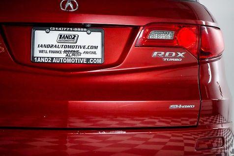 2008 Acura RDX Tech Pkg in Dallas, TX