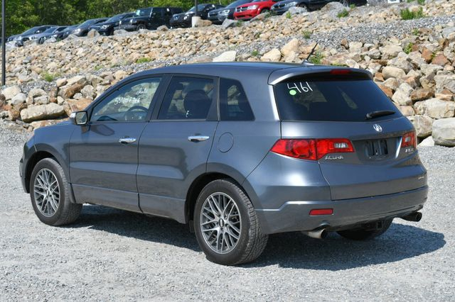 2008 Acura RDX AWD Naugatuck, Connecticut 4