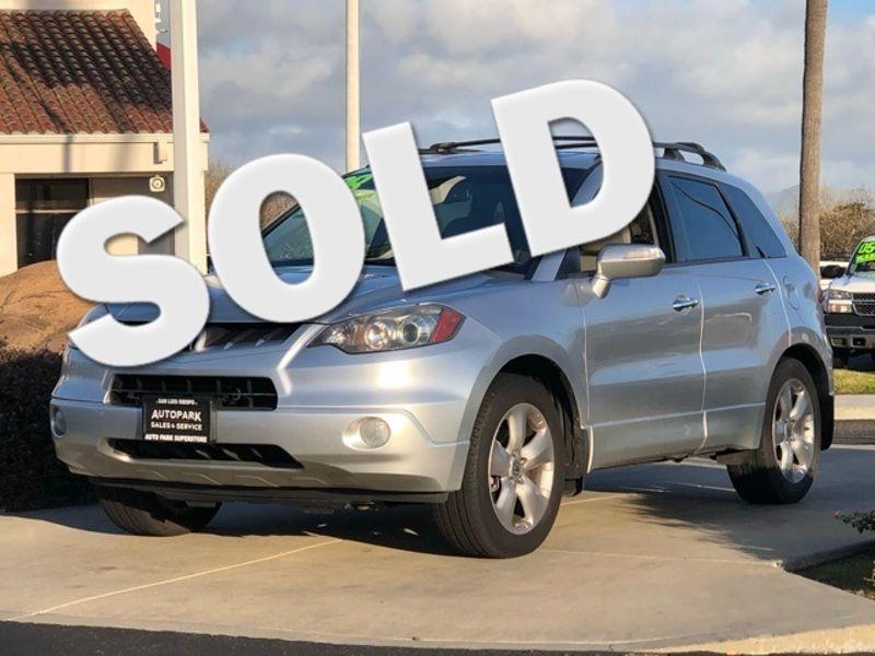 2008 Acura RDX Tech Pkg | San Luis Obispo, CA | Auto Park Sales & Service in San Luis Obispo CA