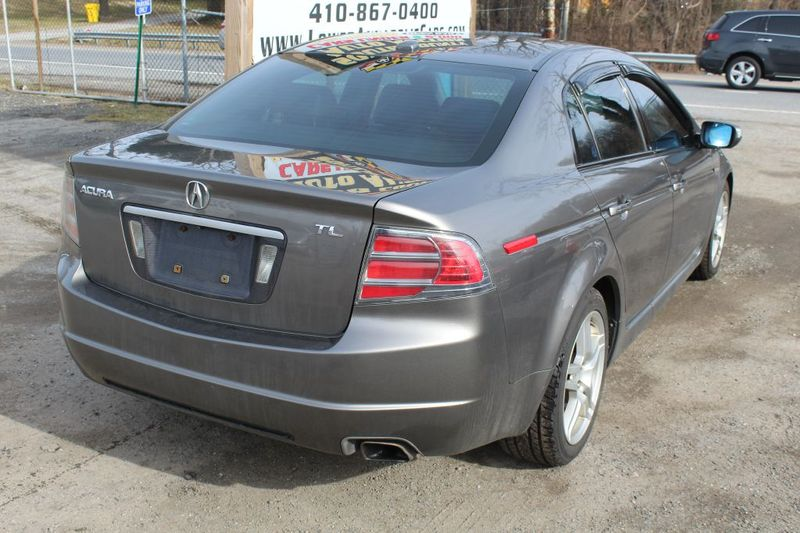 2008 Acura TL   city MD  South County Public Auto Auction  in Harwood, MD