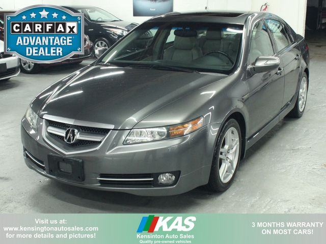 2008 Acura TL Kensington, Maryland