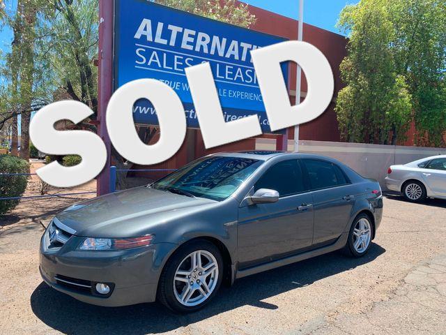 2008 Acura TL - LOADED 3 MONTH/3,000 MILE NATIONAL POWERTRAIN WARRANTY Mesa, Arizona