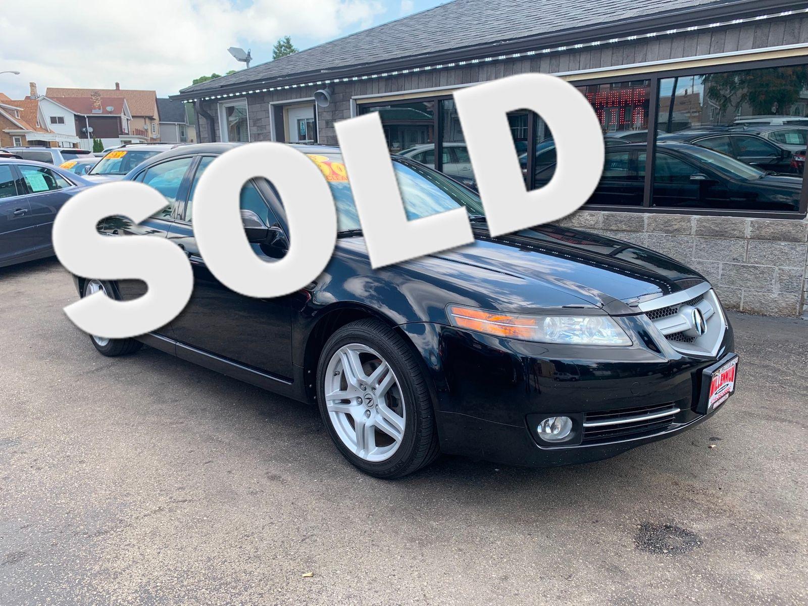 2008 Acura Tl For Sale >> 2008 Acura Tl Base City Wisconsin Millennium Motor Sales