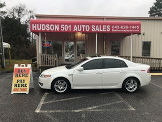 2008 Acura TL 5-Speed AT | Myrtle Beach, South Carolina | Hudson Auto Sales in Myrtle Beach South Carolina