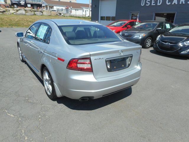 2008 Acura TL Nav New Windsor, New York 4