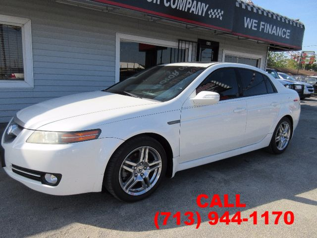 2008 Acura TL, PRICE SHOWN IS THE DOWN PAYMENT south houston, TX 0