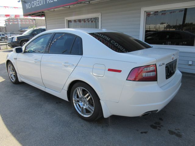 2008 Acura TL, PRICE SHOWN IS THE DOWN PAYMENT south houston, TX 3