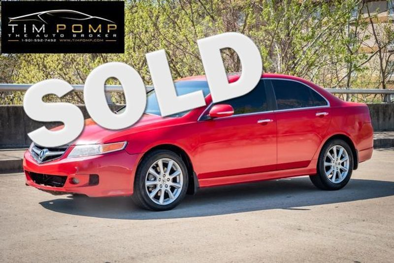 2008 Acura TSX cash only rebuilt title | Memphis, Tennessee | Tim Pomp - The Auto Broker in Memphis Tennessee