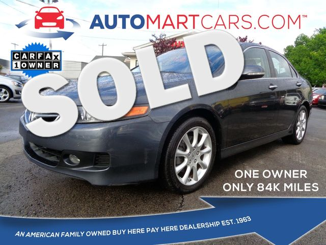 2008 Acura TSX  | Nashville, Tennessee | Auto Mart Used Cars Inc. in Nashville Tennessee