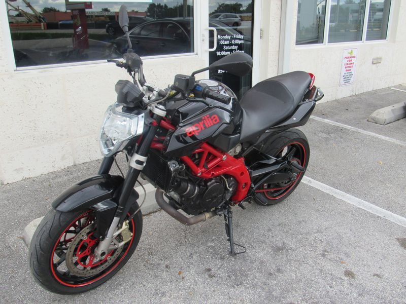 2008 Aprilia SL 750 Shiver  city Florida  Top Gear Inc  in Dania Beach, Florida