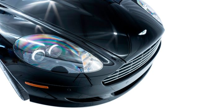 2008 Aston Martin DB9 Coupe $180k MSRP in Dallas, TX 75229