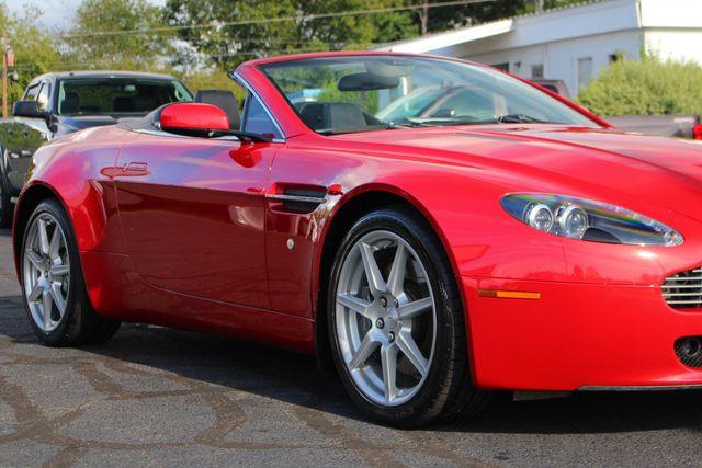 2008 Aston Martin Vantage NAVIGATION - HEATED LEATHER - RADAR DETECTOR! Mooresville , NC 22