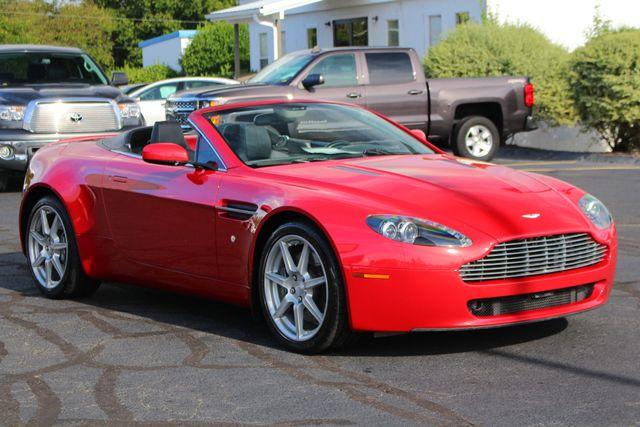 2008 Aston Martin Vantage NAVIGATION - HEATED LEATHER - RADAR DETECTOR! Mooresville , NC 18