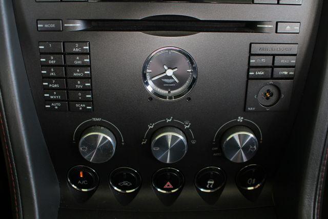 2008 Aston Martin Vantage NAVIGATION - HEATED LEATHER - RADAR DETECTOR! Mooresville , NC 10
