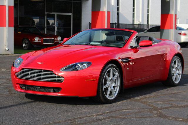 2008 Aston Martin Vantage NAVIGATION - HEATED LEATHER - RADAR DETECTOR! Mooresville , NC 19