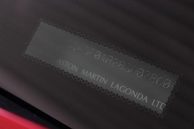 2008 Aston Martin Vantage NAVIGATION - HEATED LEATHER - RADAR DETECTOR! Mooresville , NC 43