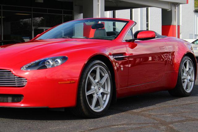 2008 Aston Martin Vantage NAVIGATION - HEATED LEATHER - RADAR DETECTOR! Mooresville , NC 23