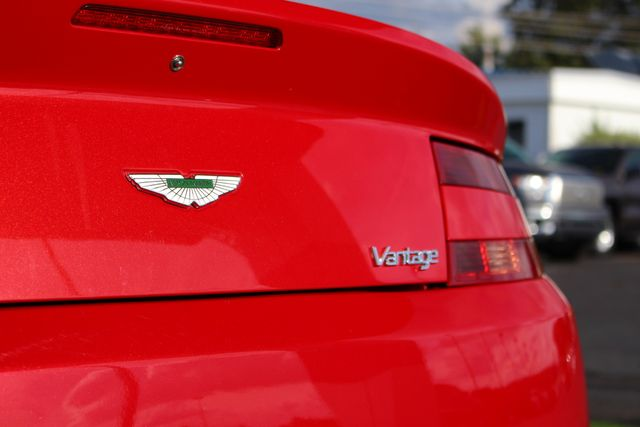 2008 Aston Martin Vantage NAVIGATION - HEATED LEATHER - RADAR DETECTOR! Mooresville , NC 24