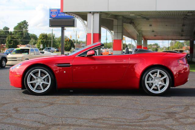 2008 Aston Martin Vantage NAVIGATION - HEATED LEATHER - RADAR DETECTOR! Mooresville , NC 14