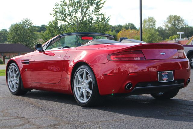 2008 Aston Martin Vantage NAVIGATION - HEATED LEATHER - RADAR DETECTOR! Mooresville , NC 21