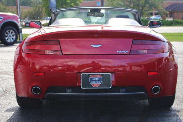2008 Aston Martin Vantage NAVIGATION - HEATED LEATHER - RADAR DETECTOR! Mooresville , NC 16