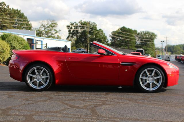 2008 Aston Martin Vantage NAVIGATION - HEATED LEATHER - RADAR DETECTOR! Mooresville , NC 13