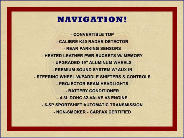 2008 Aston Martin Vantage NAVIGATION - HEATED LEATHER - RADAR DETECTOR! Mooresville , NC 1