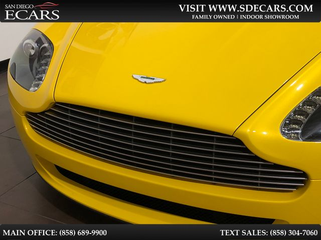 2008 Aston Martin Vantage in San Diego, CA 92126