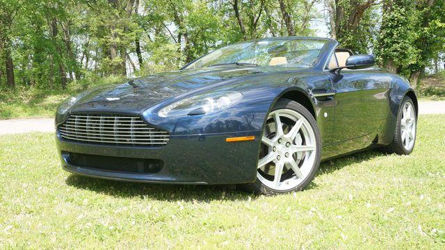 2008 Aston Martin Vantage V8 Valley Park, Missouri 0
