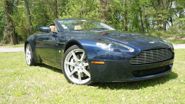 2008 Aston Martin Vantage V8 Valley Park, Missouri 5