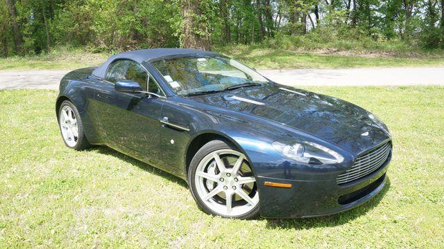 2008 Aston Martin Vantage V8 Valley Park, Missouri 6
