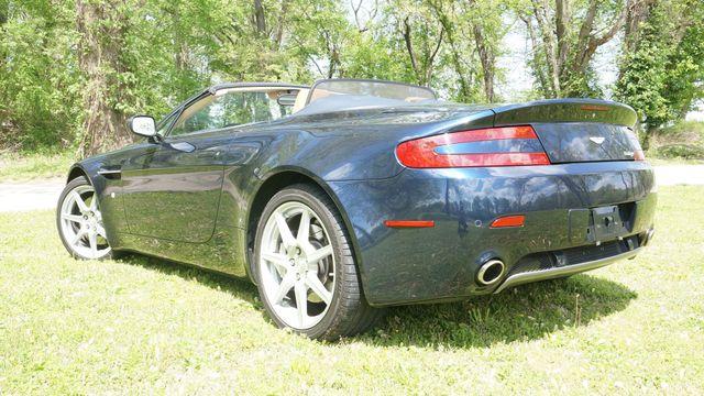 2008 Aston Martin Vantage V8 Valley Park, Missouri 4