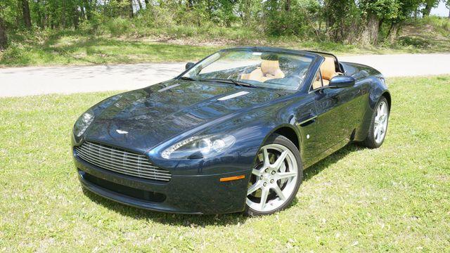 2008 Aston Martin Vantage V8 Valley Park, Missouri 1