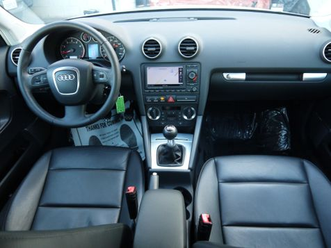 2008 Audi A3 2.0T ((**6-SPEED MANUAL**))--NAVIGATION/LEATHER  in Campbell, CA