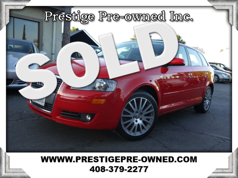 2008 Audi A3 DUAL MOONROOF *TRULY LOADED*  in Campbell CA