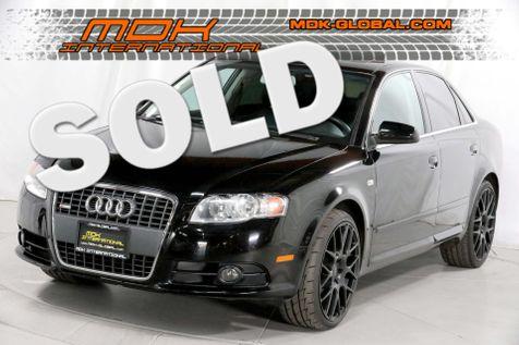 2008 Audi A4 SE 2.0T - S Line pkg - Only 56K miles in Los Angeles