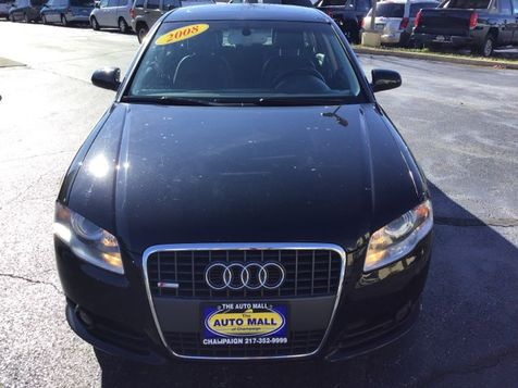 2008 Audi A4 2.0T | Champaign, Illinois | The Auto Mall of Champaign in Champaign, Illinois