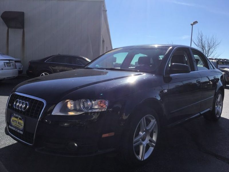 2008 Audi A4 2.0T | Champaign, Illinois | The Auto Mall of Champaign in Champaign Illinois