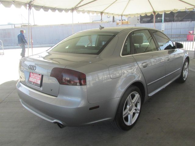 2008 Audi A4 2.0T Gardena, California 2