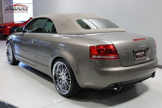 2008 Audi A4 2.0T Merrillville, Indiana 26