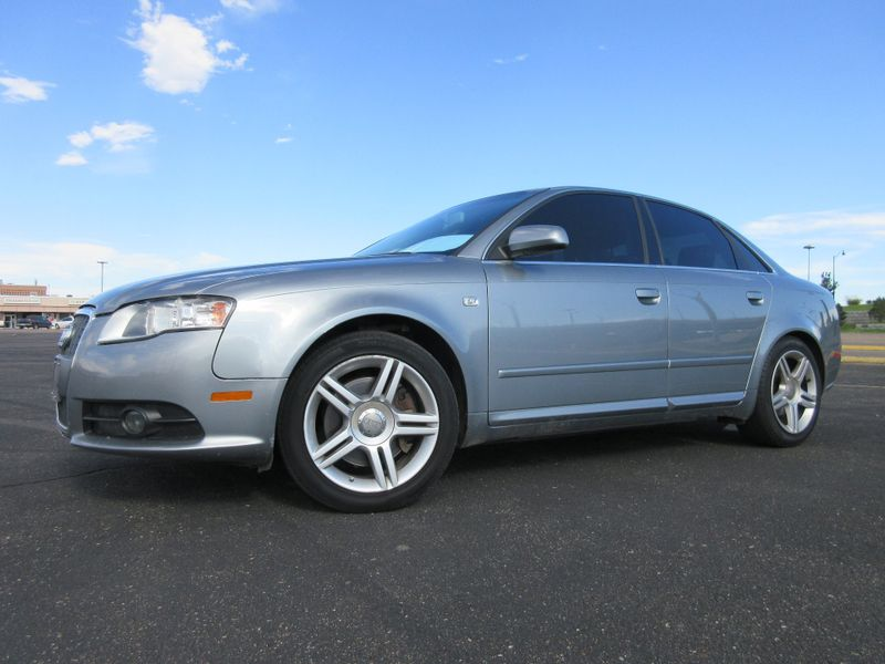 2008 Audi A4 20T  Fultons Used Cars Inc  in , Colorado