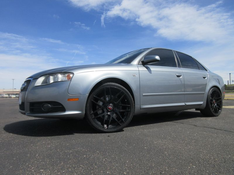2008 Audi A4 S Line  20T  Fultons Used Cars Inc  in , Colorado