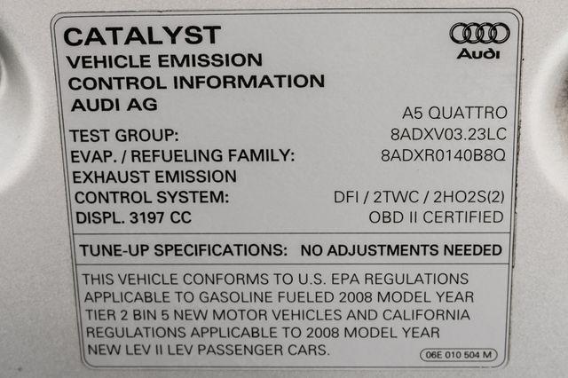 2008 Audi A5 S LINE, PREMIUM PLUS, 3.2L Reseda, CA 37