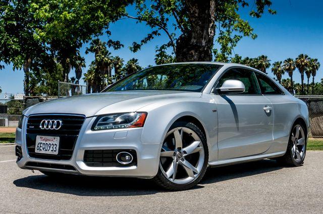 2008 Audi A5 S LINE, PREMIUM PLUS, 3.2L Reseda, CA 1