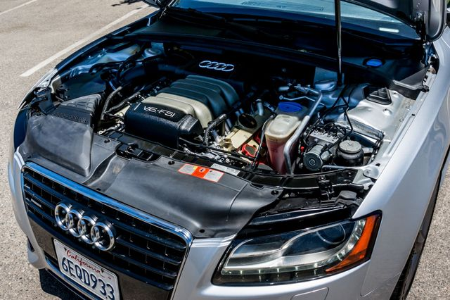 2008 Audi A5 S LINE, PREMIUM PLUS, 3.2L Reseda, CA 34