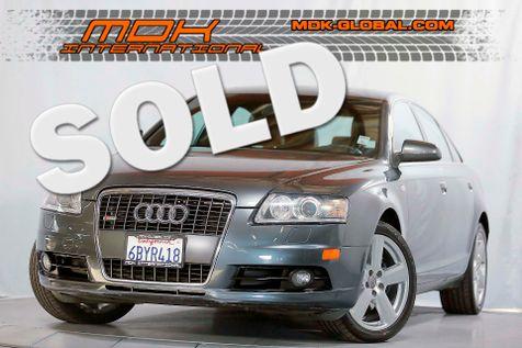 2008 Audi A6 3.2L - Quattro - S-Line - Navigation in Los Angeles