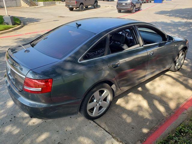2008 Audi A6 Sedan S-Line Auto, CD Player, Alloys, Only 140k in Dallas, Texas 75220