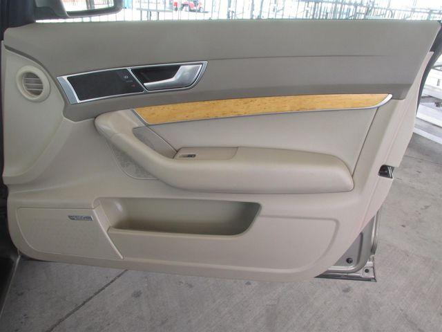 2008 Audi A6 Gardena, California 13