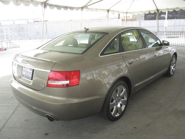 2008 Audi A6 Gardena, California 2